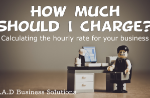 How to calculate your business hourly rate